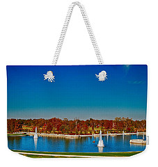 View From Art Hill Forest Park Missouri Weekender Tote Bag