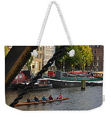 'skinny Bridge' Amsterdam Weekender Tote Bag