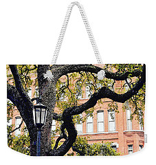 View From The Square Weekender Tote Bag