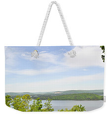 View Of The Mountains Of Alabama Weekender Tote Bag