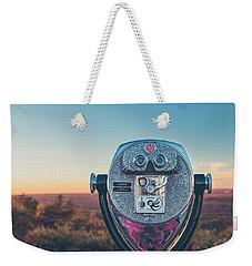 Views Await Weekender Tote Bag by Emily Kay