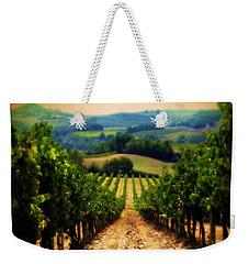 Vigneto Toscana Weekender Tote Bag