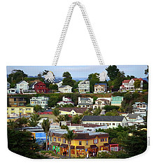 Village View Weekender Tote Bag