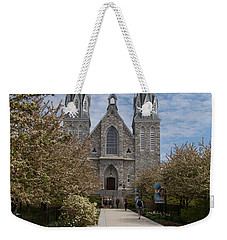 Villanova University Main Chapel  Weekender Tote Bag