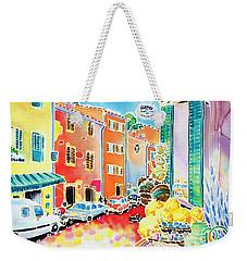 Ville Lumineuse Weekender Tote Bag