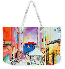 Villefranche Weekender Tote Bag