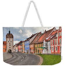 Vilseck Marktplatz Weekender Tote Bag
