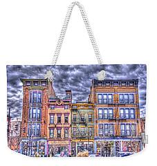 Vine Street Weekender Tote Bag