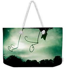 Vines Weekender Tote Bag