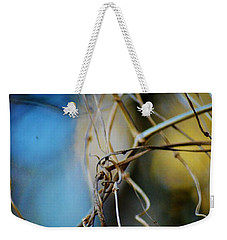 Vines In The Back Garden Weekender Tote Bag