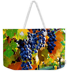 Vineyard 2 Weekender Tote Bag by Xueling Zou