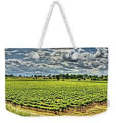 Vineyards Almost Ripe Weekender Tote Bag