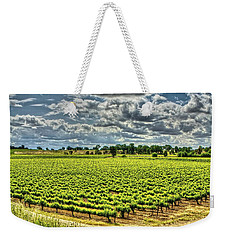 Vineyards Almost Ripe Weekender Tote Bag