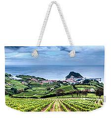 Vineyards By The Sea Weekender Tote Bag