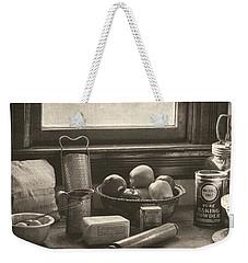 Vintage Art - All The Fixings Weekender Tote Bag