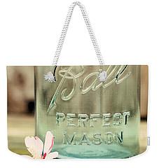 Vintage Ball Perfect Mason Weekender Tote Bag
