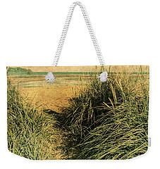 Vintage Beach  Weekender Tote Bag