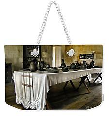 Vintage Interior Kitchen Weekender Tote Bag