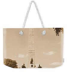 Vintage Lincoln's Tomb Weekender Tote Bag
