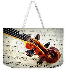Violine Weekender Tote Bag