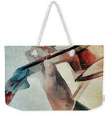 Violinist Weekender Tote Bag