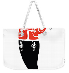 Violinist Weekender Tote Bag by Gary Grayson