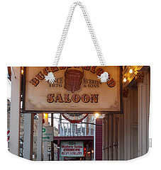 Virginia City Signs Weekender Tote Bag