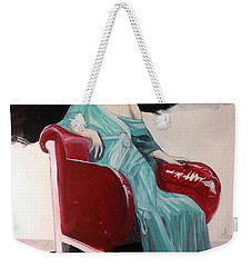 Virginia Smith Weekender Tote Bag