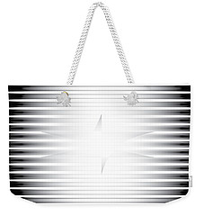 Vision Chamber Weekender Tote Bag by Kevin McLaughlin
