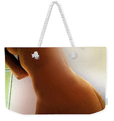 Vision Of V Weekender Tote Bag