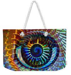 Visionary Weekender Tote Bag by Gwyn Newcombe
