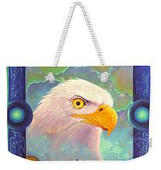 Visions Weekender Tote Bag