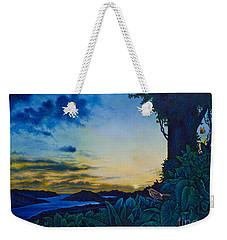 Visions Of Paradise II Weekender Tote Bag