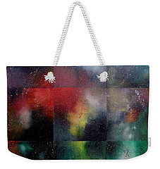 Visions Of Space And Time Weekender Tote Bag by Jeremy Aiyadurai