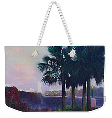Vista Dusk Weekender Tote Bag by Blue Sky