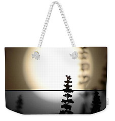 Vitex Moon Weekender Tote Bag