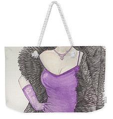 Vivacious Samantha Weekender Tote Bag by Jimmy Adams