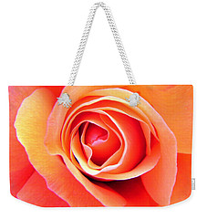 Weekender Tote Bag featuring the photograph Vortex by Deb Halloran