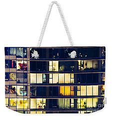 Voyeuristic Pleasure Cdlxxxviii Weekender Tote Bag