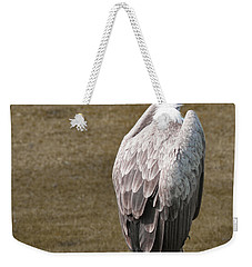 Vulture On Guard Weekender Tote Bag