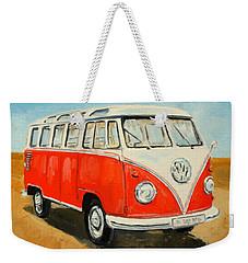 Vw Transporter T1 Weekender Tote Bag