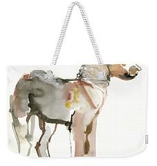 Waggle Arabian Wolf Pup Weekender Tote Bag