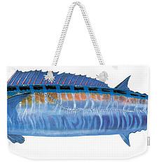 Wahoo Weekender Tote Bag by Carey Chen
