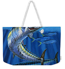 Wahoo Rip Off0047 Weekender Tote Bag by Carey Chen