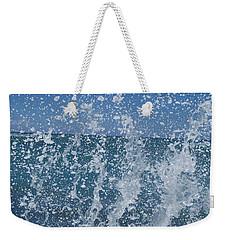 #waikiki Backsplash Weekender Tote Bag