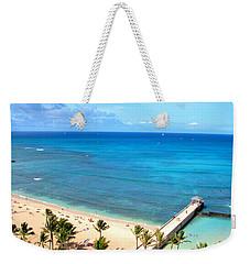 Waikiki Paradise Weekender Tote Bag