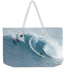 Waimea Surfers Weekender Tote Bag