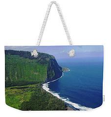 Waipio Valley Weekender Tote Bag by Pamela Walton