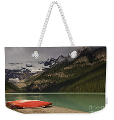 Waiting Weekender Tote Bag by Dee Cresswell