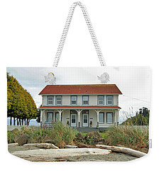 Waiting For Guests Weekender Tote Bag by E Faithe Lester
